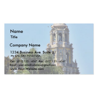 Balboa Parks Towers Business Card