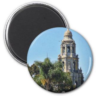 Balboa Parks Towers Fridge Magnets