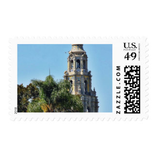 Balboa Parks Towers Stamps