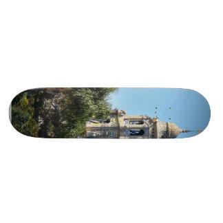Balboa Parks Towers Custom Skate Board