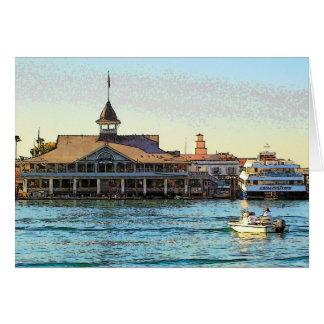 Balboa Pavillion Card