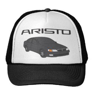 Balck Aristo Trucker Hat