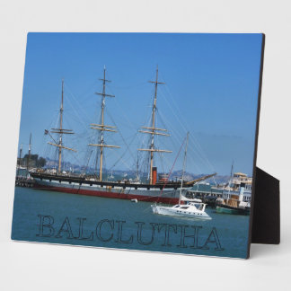 Balclutha Photo Plaques