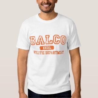 BALCO ATHLETIC DEPARTMENT T SHIRT