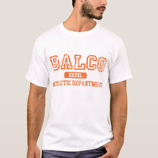 BALCO ATHLETIC DEPARTMENT T-Shirt