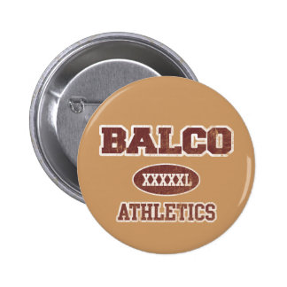 Balco Athletics 2 Inch Round Button