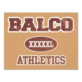 Balco Athletics Card