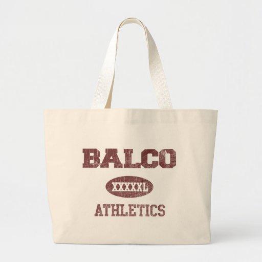 Balco Athletics Jumbo Tote Bag