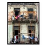 balcones de La Habana Postal
