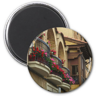Balcones en Olite Imán Redondo 5 Cm