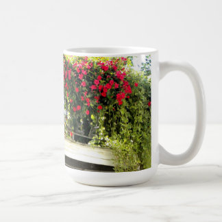 Balcony In Bloom French Quarter Photo Mug
