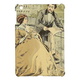 Balcony in Rue de Rivoli 1864 iPad Mini Case