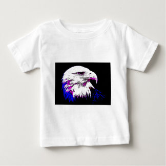 Bald American Eagle Baby T-Shirt