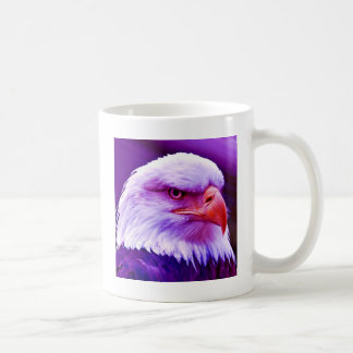 Bald American Eagle Coffee Mug