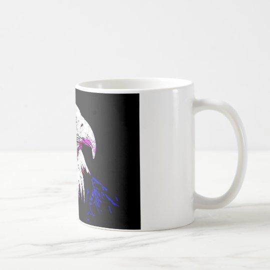 Bald American Eagle Coffee Mug