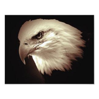 Bald American Eagle Eye Invites