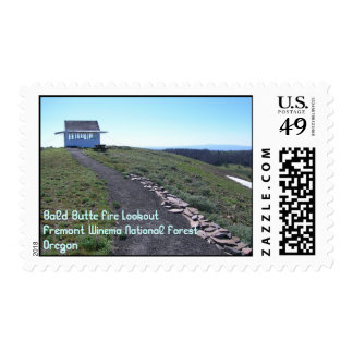 Bald Butte Fire Lookout Postage