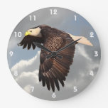BALD EAGLE 2 CLOCK