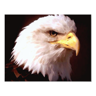 Bald Eagle American Eagle Card