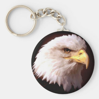 Bald Eagle American Eagle Key Chain