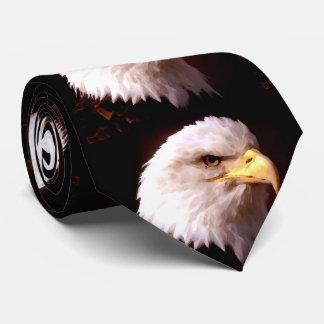 Bald Eagle American Eagle Neck Tie