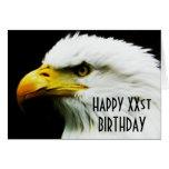 Bald Eagle - American Eagle Photograph Card