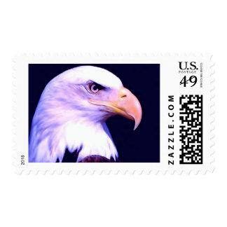 Bald Eagle - American Eagle Stamp