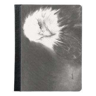Bald Eagle Art iPad Folio iPad Case