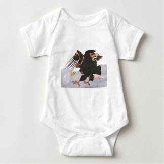 Bald Eagle Baby Bodysuit