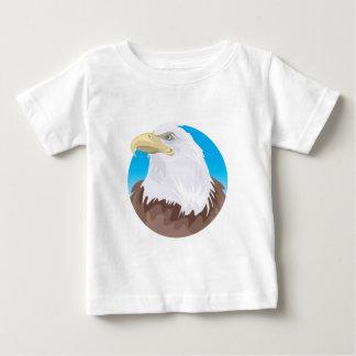 Bald Eagle Badge T-shirt