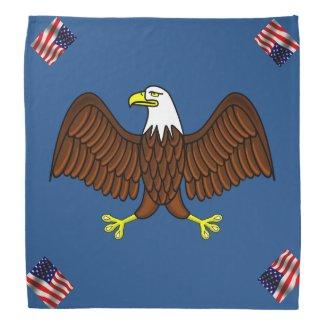Bald Eagle Bandana