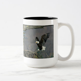 Bald Eagle - Be Kinder Than Necessary Mug