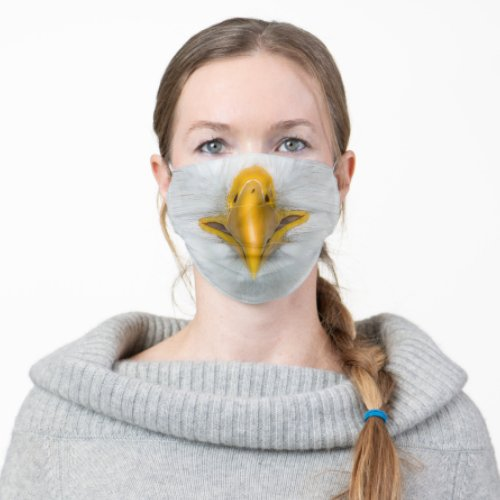 Bald Eagle Beak Bird Face Adult Cloth Face Mask