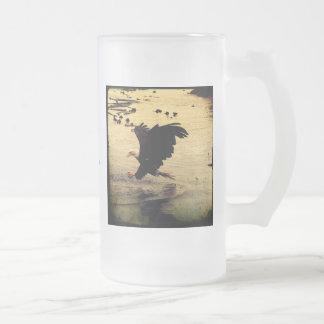 Bald Eagle Beer Mug
