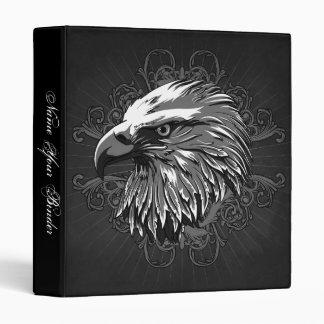 Bald Eagle Binder Vinyl Binders