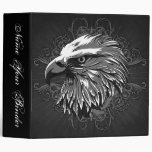 Bald Eagle Binder 3 Ring Binders
