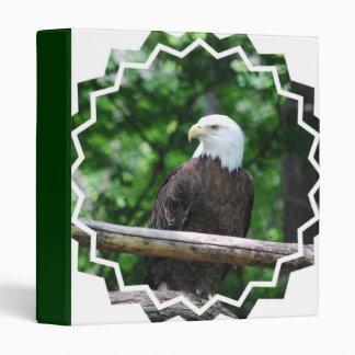 Bald Eagle Bird Binder