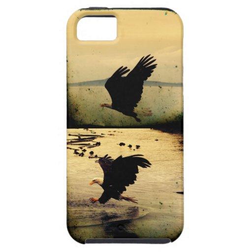 Bald Eagle Bird iphone case