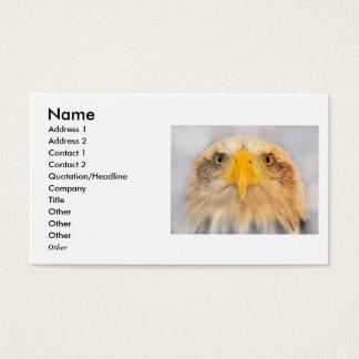 Bald Eagle Business Card