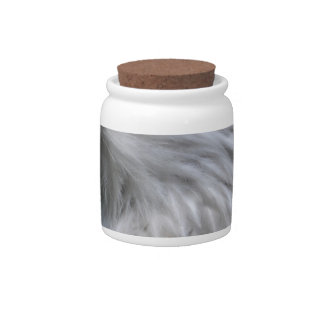 Bald Eagle Candy Jar
