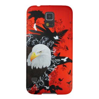 Bald Eagle Galaxy S5 Cases