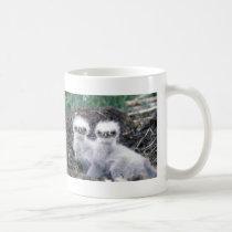 Bald Eagle Chicks Coffee Mug