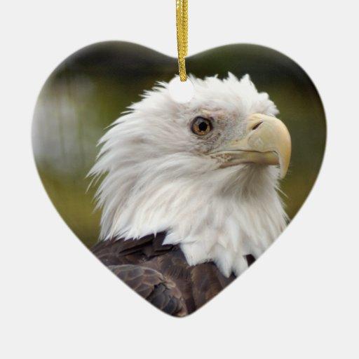 Bald Eagle Christmas Ornament Zazzle