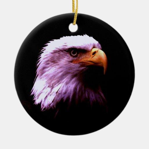 Bald Eagle Christmas Tree Ornament