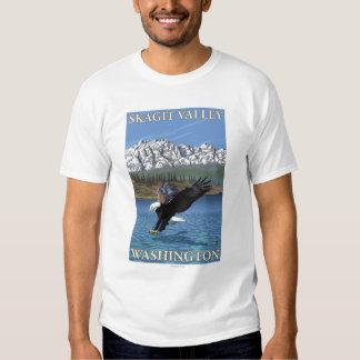 Bald Eagle Diving - Skagit Valley, Washington Shirt
