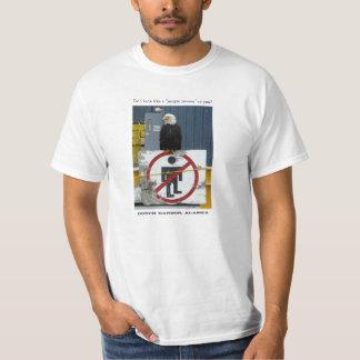 Bald Eagle:  Do I look like a people person? Shirt