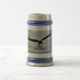 Bald Eagle Fishing Coffee Mugs