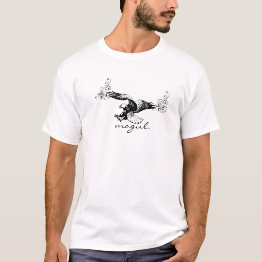 Bald Eagle fitted t-shirt