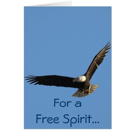 Bald Eagle Flight Collection II Card