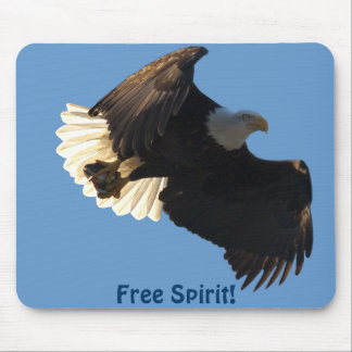Bald Eagle Flight Collection II Mouse Pad